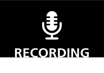 Recording Service Icon